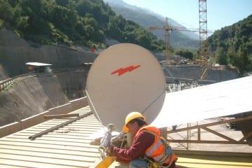 Rancagua Conexión satelital dedicada