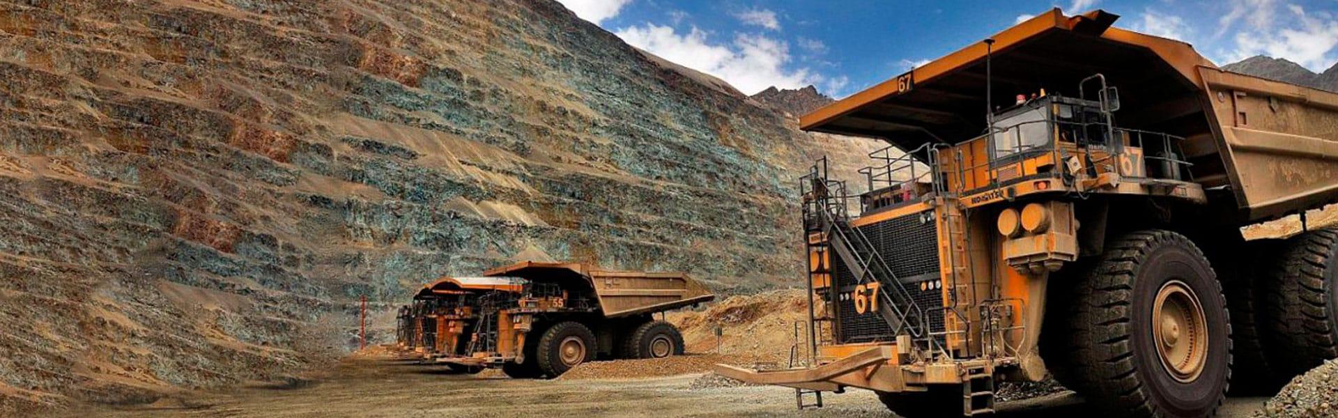 Conectando a la minería chilena