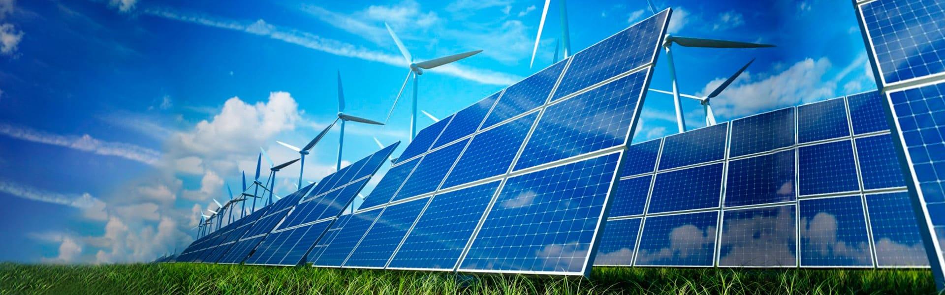 Soluciones sector energía
