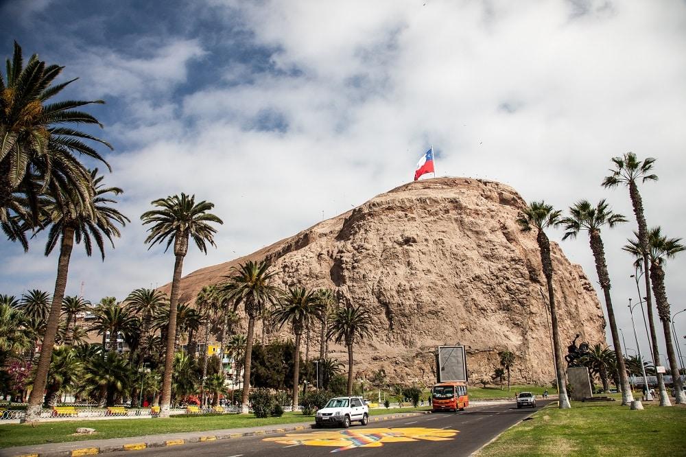 Internet Satelital En Arica y Parinacota