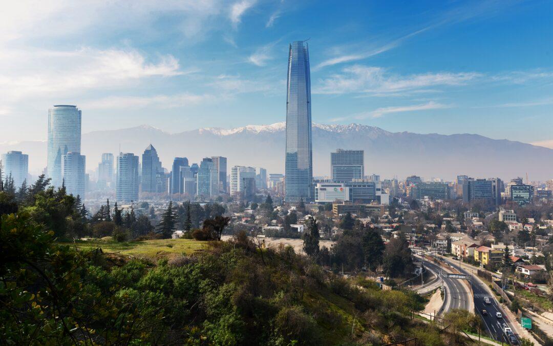 Internet Satelital en Región Metropolitana de Santiago