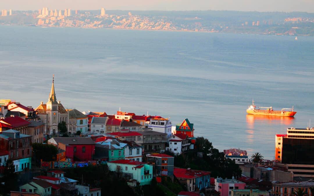 Internet Satelital en Valparaíso